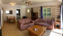 Loons Landing, Stormy Lake, Living Room