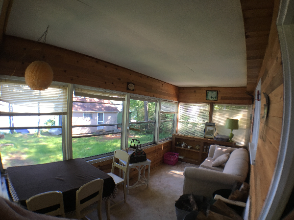 Haliburton, Cottage,Rental, Stormy, Lake, Fall, Bunkie, Solarium, Sunroom