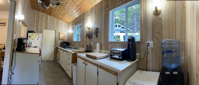 Haliburton, Cottage, Rental, Stormy, Lake, Fall, Bunkie, Cuisine, Kitchen